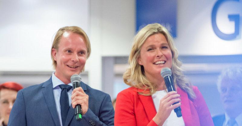 Petter og Vendela